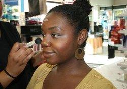 Service de makeup