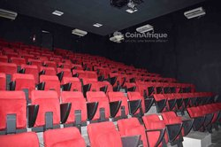 Salle de cinéma - Abomey Calavi