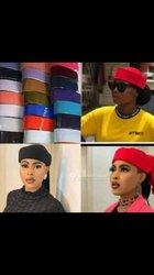 Foulards chapeaux - femme