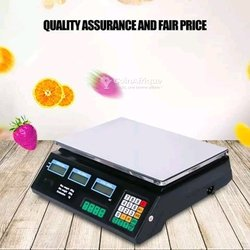 Balance commerciale électronique version anglaise