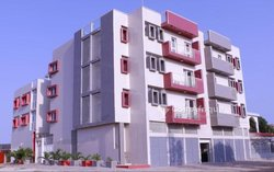 Vente Immeuble 12 appartements - Baguida