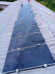 Installation de panneaux d'énergie solaire photovoltaïque
