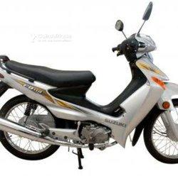 Suzuki B king 2002