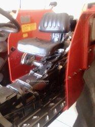 Tracteurs 59 cv