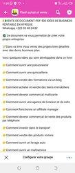 500 Documents PDF pour entreprendre