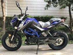 Moto TVS 250 -16 2019