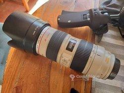Reflex Canon EOS-1D Mark II