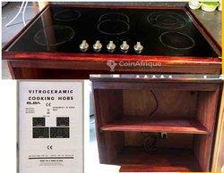 Plaques de cuisson Vitrocéramique