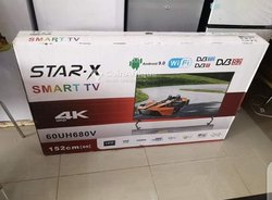 Android Smart TV 50 - 60 pouces