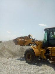 Gravier et sable