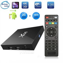 Smart Box Android 4k