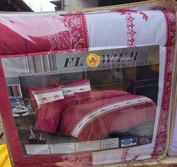 Couverture de lit