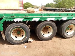 Wagon 3 aciers friof
