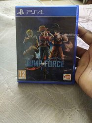 CD jump force PS4