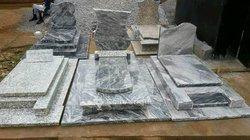 Confection pierre tombale en granite