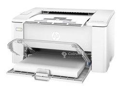 Imprimante HP -laserjet Pro M102a