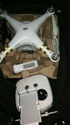 Drône phantome 3