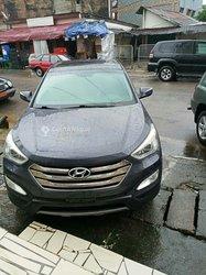 Location - Hyundai Santa Fe 2013
