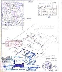 Vente terrains 494 m²  - Kara