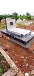 Tombe en granite