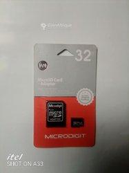 Carte mémoire - 32G