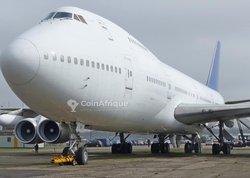 Avion - Boeing 747