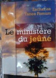 Ministère du jeûne