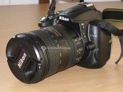 Caméra Nikon D5000