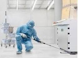 Entretien professionnel et nettoyage