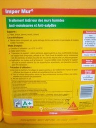 Anti moisissures Sika 2L
