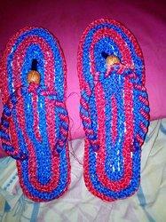 Formation en confection de sandales