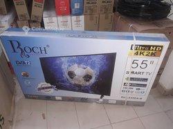 """TV Roch 55"""" smart"""
