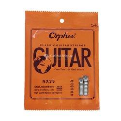 Cordes nylon Orphee de guitare