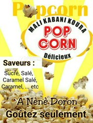 Pop corn - Mali kabani koura