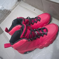 Baskets Air Jordan 9