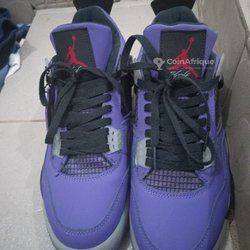 Baskets Air Jordan 4