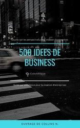 Livre - 500 idées de business