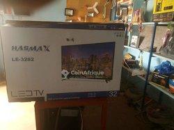 Tv Hamax 32 pouces - Panneaux solaires