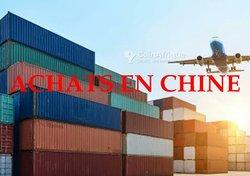 Service d'achats en chine