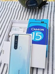 Techno Camon 15 premier