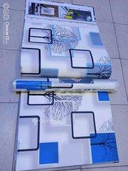 Formation plein peinture bâtiments  -papier peint 3D