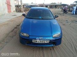 Mazda 323 2008