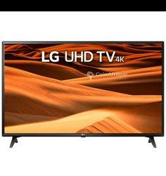 "TV Smart  / LG uhd 4k /  50"""