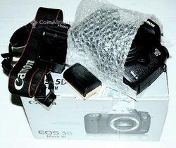 Canon EOS 5D Mark 2 & 3