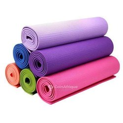 Matelas de sport et yoga