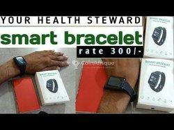Smart watch bracelet