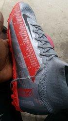 Training Nike montante