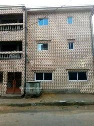 Location immeuble R+2 - Bonapriso