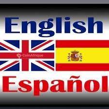 Cours particuliers espagnol - anglais