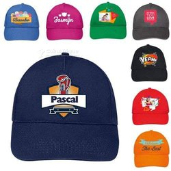 Confection de casquettes
